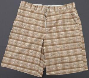 COLUMBIA-Mens-Short-Pants-Cargo-Casual-Cool-Adult-Blue-Gym-Loose-Fit-Sz-34-L-10
