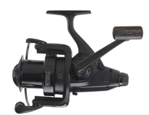 1433017 Mitchell Nouveau x2 Avocast 7000 FS FREE SPOOL Black Edition pêche Moulinets