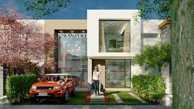Casa nueva en venta Campesinos Residencial Ciudad Guzman