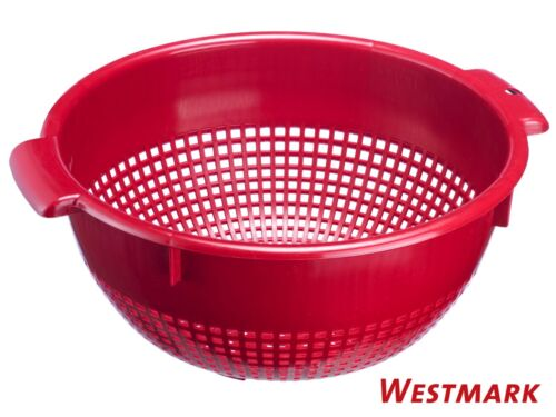 WESTMARK Seiher 26 cm Kunststoff Rot
