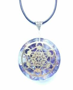 necklace-Orgone-orgonite-pendant-Cube-of-Metatron-Charoite-EMF-protection-nrg