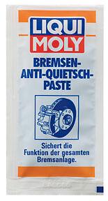 Pate anti grincement graisse frein PEUGEOT 407 Coupé