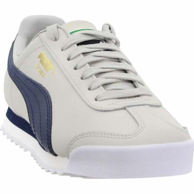 Puma Roma Classic VTG Sneakers Casual    - Grey - Mens