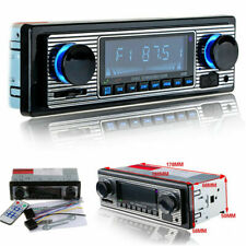 Bluetooth 4 Ch Output Car In Dash Mp3 Stereo Radio Player Fm Usbsdaux Amp Remote Fits 1994 Saturn Sl2