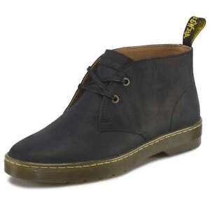 Dr. Martens Black Cabrillo 2 Eye Mens Desert Boot for men