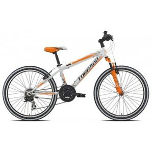 Dettagli Su Bicicletta Torpado T610 Viper 24 Mtb Front Shimano Ty300 21v