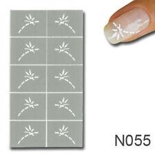 NAILART NAGELLACK SCHABLONE NAIL ART #55