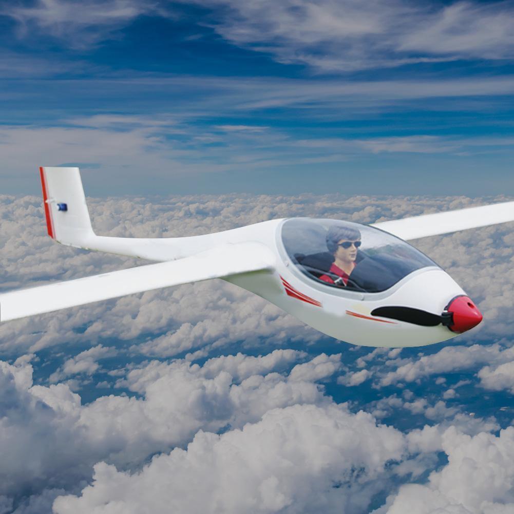 Volantex ASW28 759 2540mm RC AEREO ALIANTE AEREO modello con motore servo 30A ESC
