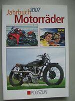Motorräder Jahrbuch 2007