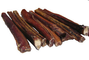 hdp dog jumbo bully sticks 6 natural dental treat chew ebay. Black Bedroom Furniture Sets. Home Design Ideas
