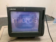 Micros 12 Workstation System Pos Workstation 4 Lx 40071 001
