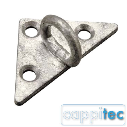 TRIANGULAR BRACKET 22 FOR 10A DROPWIRE CLAMP OVERHEAD CABLE INSTALLATION