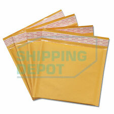1 2000 Cd 725x8 Kraft Bubble Mailers Self Seal Envelopes 725x8 Secure Seal