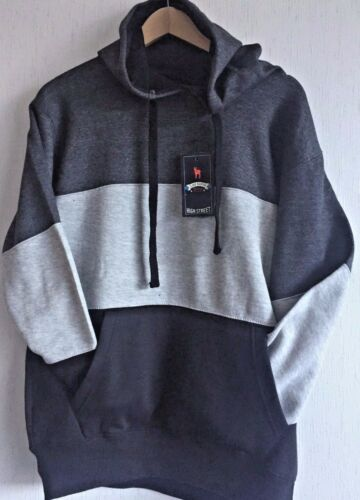 Men/'s Striped Hoodie and Bottoms