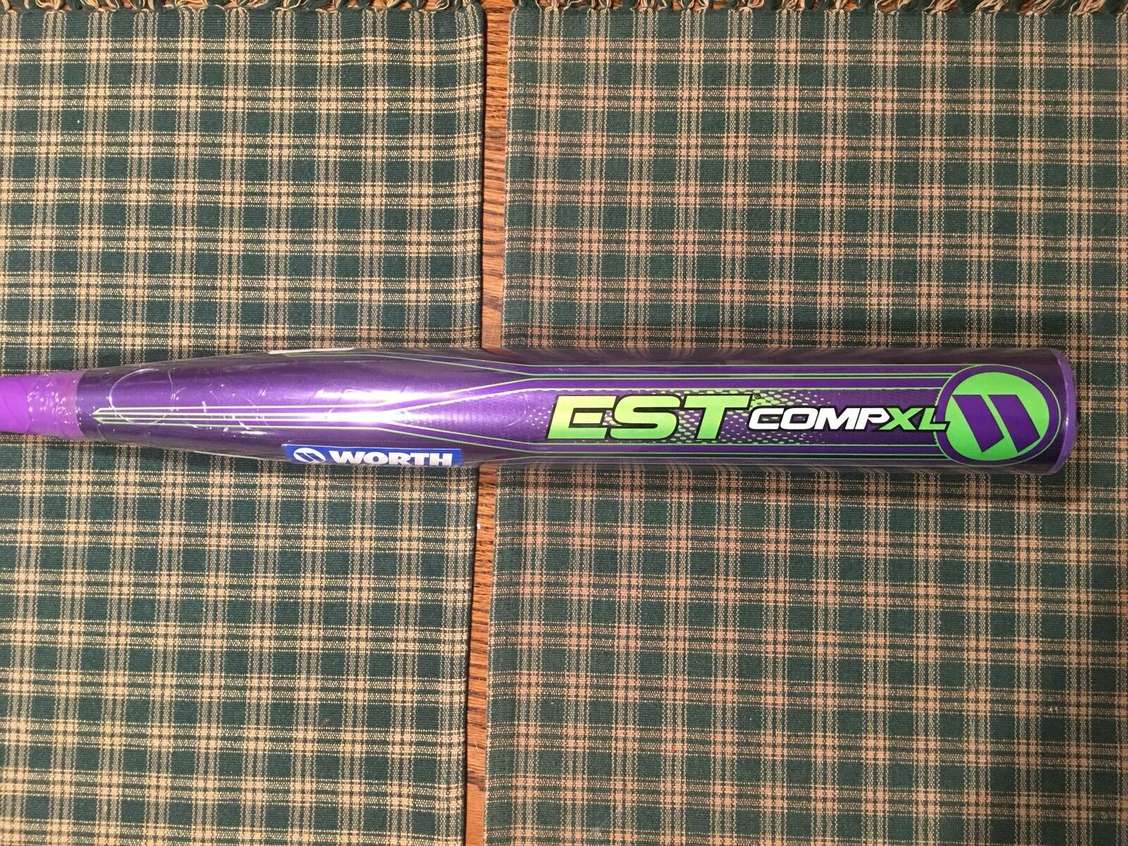 "RARE NIW 2017 WORTH EST COMP XL END LOADED WESTRA 34 28 13.5"" BARREL ASA HOT"