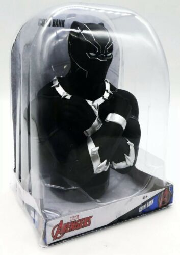Black Panther Coin Bank Marvel Avengers Exclusive 2019 Brand New!!!