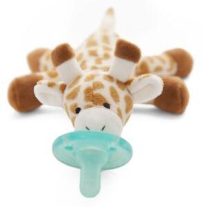 WubbaNub-Infant-Newborn-Baby-Soothie-Pacifier-Baby-Giraffe