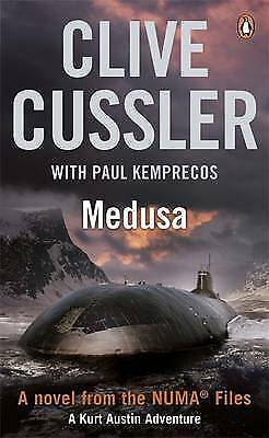 """AS NEW"" Kemprecos, Paul, Cussler, Clive, Medusa: NUMA Files #8 (The NUMA Files)"