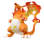 Pokemon-Figure-Moncolle-034-Gigamax-Charizard-034-Japan miniature 1