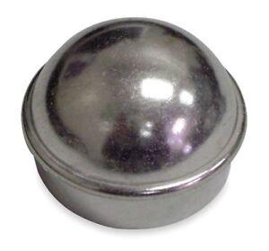 Zoro-Select-4Lvj3-Post-Cap-Aluminum-2-3-8-In-Dia