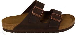 BIRKENSTOCK-052531-ARIZONA-Habanna-waxy-leather-NORMALE-WEITE-NEU