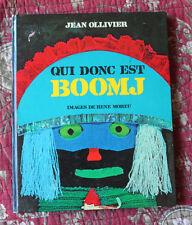Qui donc est Boomj Olliver théâtre enfant vintage conte Saint-Pierre-des-corps