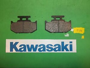 27-208 Emgo NEW KAWASAKI FRONT AND SOME REARS BREAK PADS