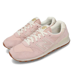 Details about New Balance WL996 996 Pink Beige Gold Women Casual Shoes Sneakers WL996VHD B