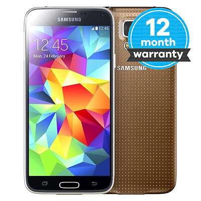 Samsung Galaxy S5 SM-G900F - 16GB - Unlocked SIM Free Smartphone Various Colours