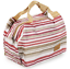 Thermal-Portable-Insulated-Cold-Canvas-Stripe-Picnic-Tote-Carry-Case-Lunch-Bag thumbnail 13