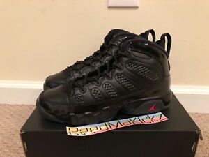 outlet store cc2ad fe552 Details about Nike Air Jordan 9 IX Retro 2018 Bred Grade school youth sizes  302359 014