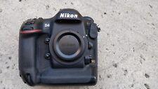 Nikon D4 16.2MP Digital SLR Camera - Black (Body Only)  VERY CLEAN!