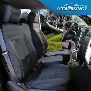Toyota Tacoma Coverking Cordura Ballistic Custom Fit Front
