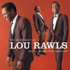 The Very Best Of  Lou Rawls: You'll Never Find Another [Remaster] by Lou Rawls (CD, Jun-2006, Capitol/EMI Records)