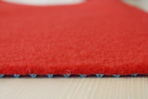 rot 400x520 cm Rasenteppich Kunstrasen Basic
