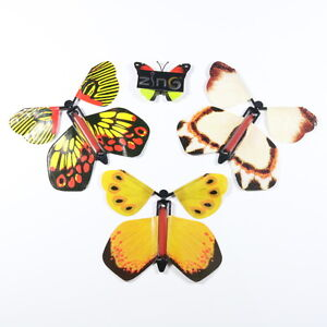 Funny Butterfly Card Prank, Flutter Card, Flying Butterfly