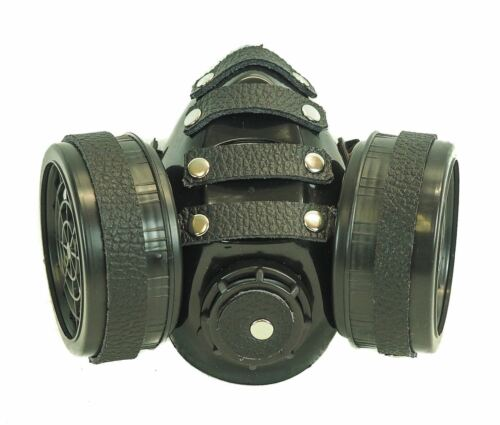 Steampunk Real Gas Mask Face Mask Masquerade Custom Ball Prom Party Mask