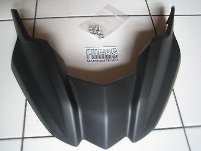 Schwarz Kotflügel Vorder Fender Schutzblech Extender für BMW F700GS//F650GS
