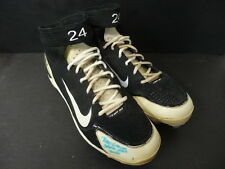 Robinson Cano Signed 2010 Game Used Nike RC Cleats Autograph Auto Steiner