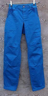 E9 3angolo Cobalt Blue Kletterhose Für Herren Blau Größe Xs