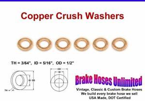 COPPER-CRUSH-WASHERS-5-16-034-ID