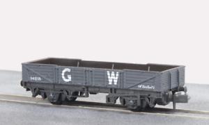 Peco-NR-7W-N-Gauge-GWR-Tube-Wagon