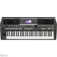 Yamaha Psr-s670 61-key Arranger Workstation on sale