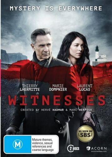 1 of 1 - Witnesses (DVD, 2015, 2-Disc Set)