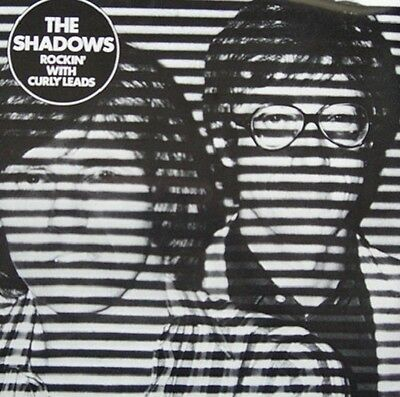 THE SHADOWS Rockin' With Curly Leads Vinyl Record LP EMI EMA 762 1973