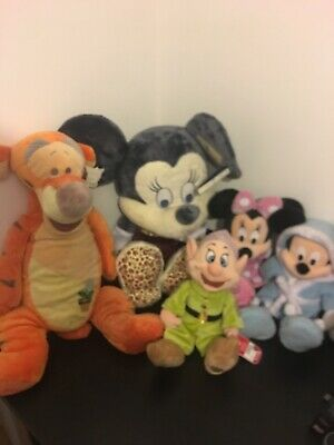 The Cheapest Price Disney Exclusive Plush Collection Can Be Repeatedly Remolded. Artist Dolls & Bears