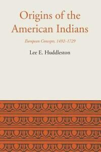 Origins-of-the-American-Indians-European-Concepts-1492-1729-Paperback-by