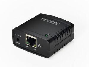 Impresora-USB-2-0-wavlink-LPR-servidor-de-impresion-de-red-compartir-Red-LAN-amp-100-Mbps
