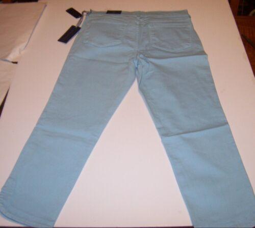 NYDJ Not Your Daughters Jeans Ocean Mist blue ANKLE crop pants sz 6 8 10  16