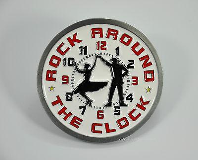 Rockabilly Belt buckle Rock`n roll 50s Party Dance school Belt buckle 565